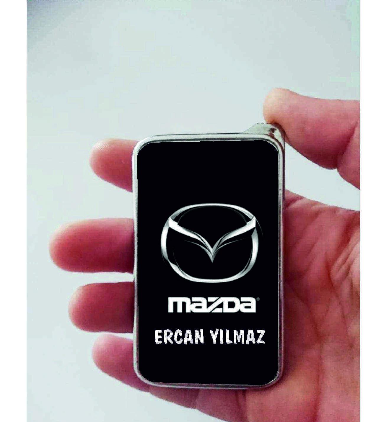 Xl Kişiye Özel Mazda Logolu Çakmak