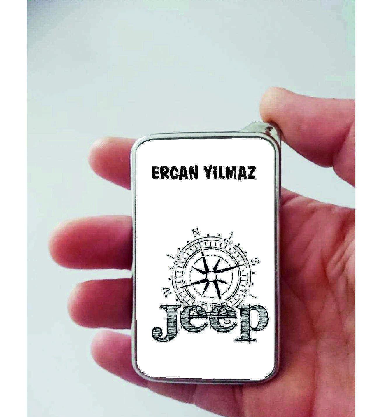 Xl Kişiye Özel Jeep 1 Logolu Çakmak