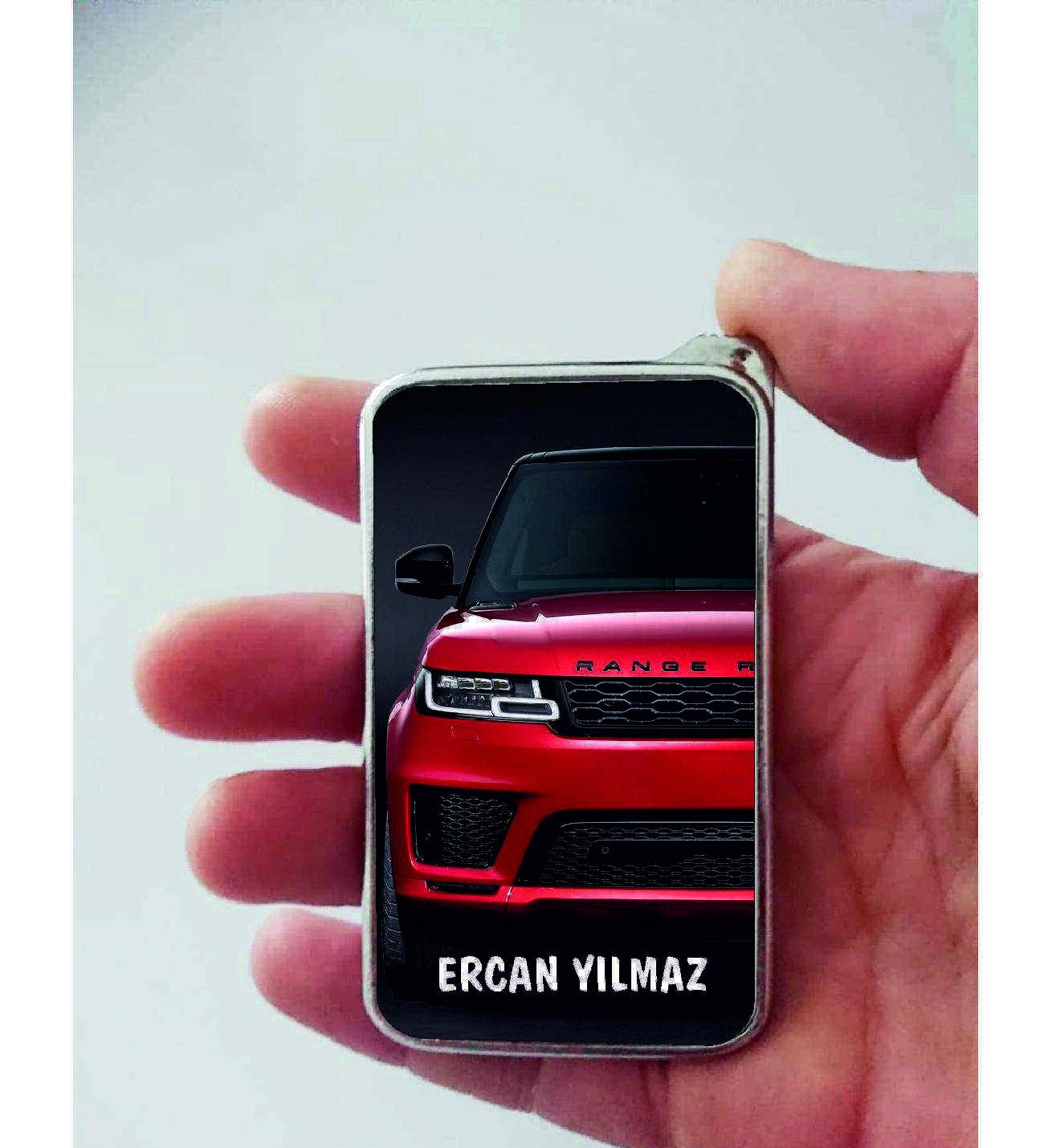 Xl Kişiye Özel Range Rover Logolu Çakmak