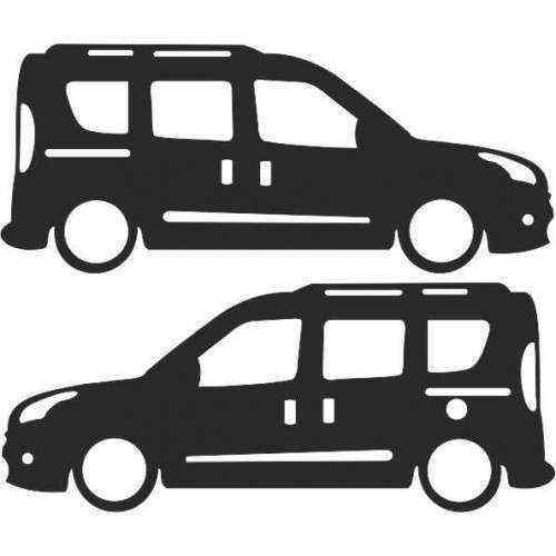 Fiat Doblo Basık Araç BEYAZ RENK