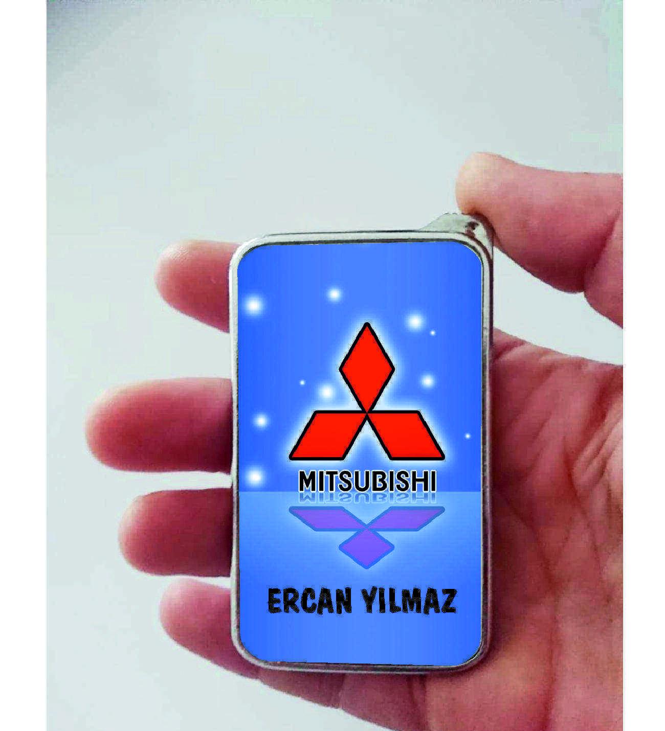 Xl Kişiye Özel Mıtsıbıshı Logolu Çakmak