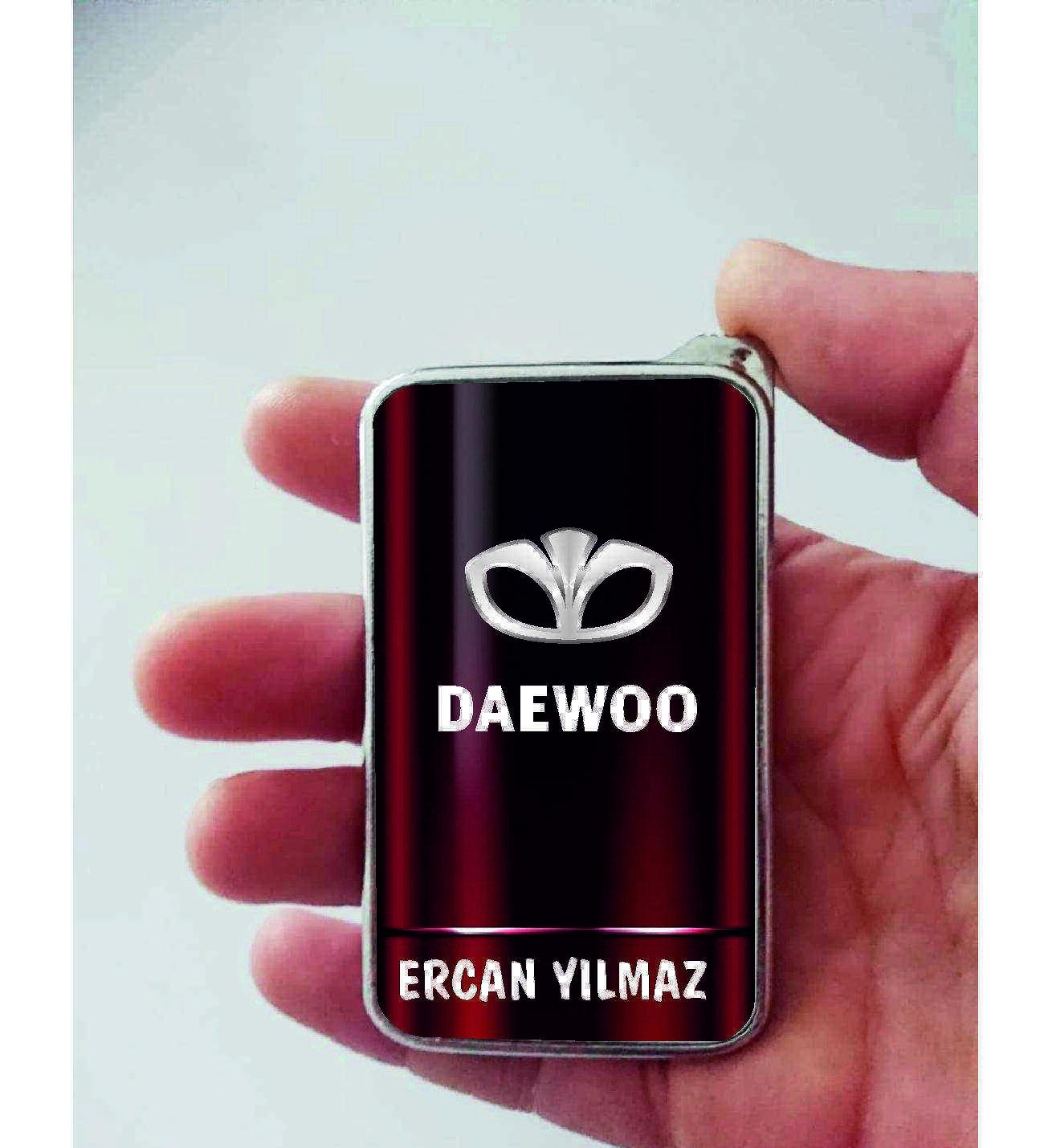 Xl Kişiye Özel Dawoo Logolu Çakmak